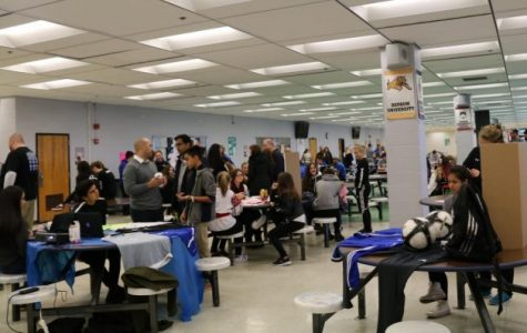 Vibrant School Culture On Display At Open House