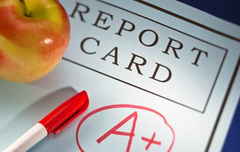 Stop By And Pick Up Your Report Card