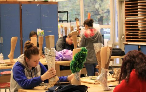 Students Shaping Social Issues Through Art