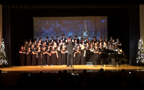 Choir Completes Carols and Concert