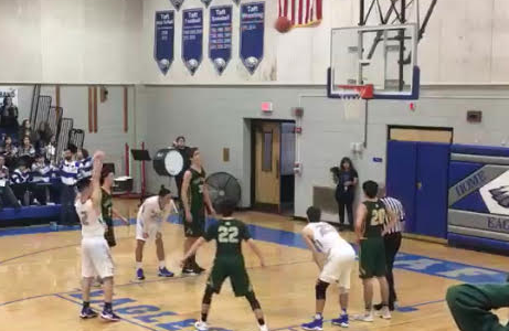 Shamrocked: Basketball Loses Home-opener 69-33 To St. Pats