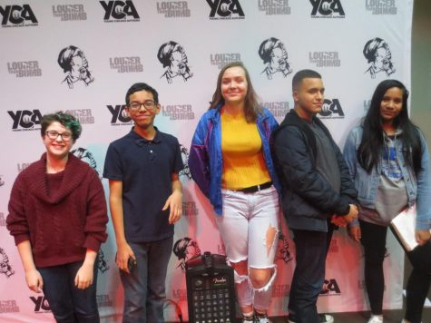 Louder Than a Bomb Allows Students to Perform Poetry