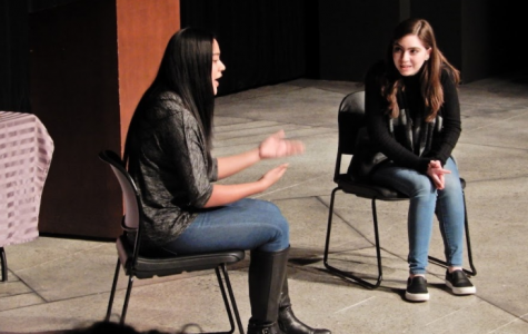 Actors Win Two Person Scenes At Chicago Youth Theater Festival