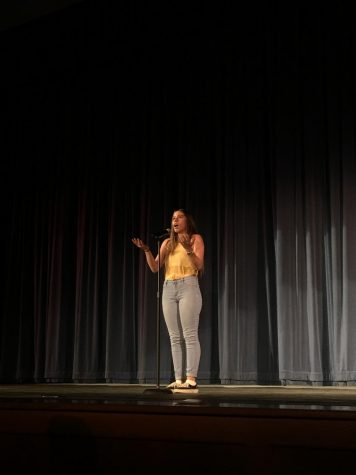 Poetry Out Loud Allows Student Expression
