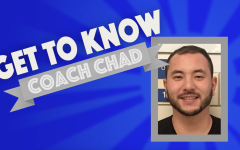 Get To Know: Coach Chad