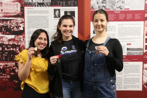 Journalism Students Win Sectionals In Time For State