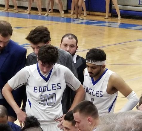 Eagles Come Up Short In Home Game Against Payton