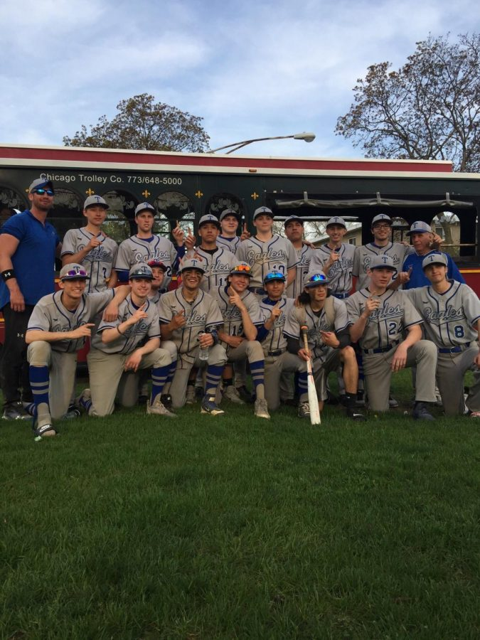 Eagles Fall Short In City, Now Looking Ahead To State Regional