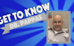 Get To Know: Dr. Pappas
