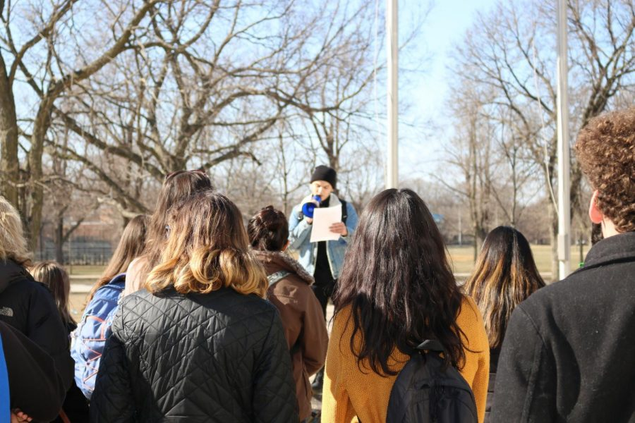 Students Organize Rally To End Gun Violence