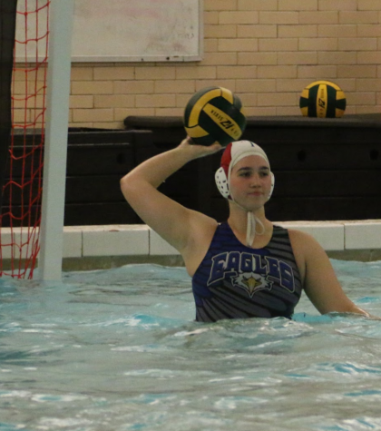 Water Polo Fall Short Against Lane Tech