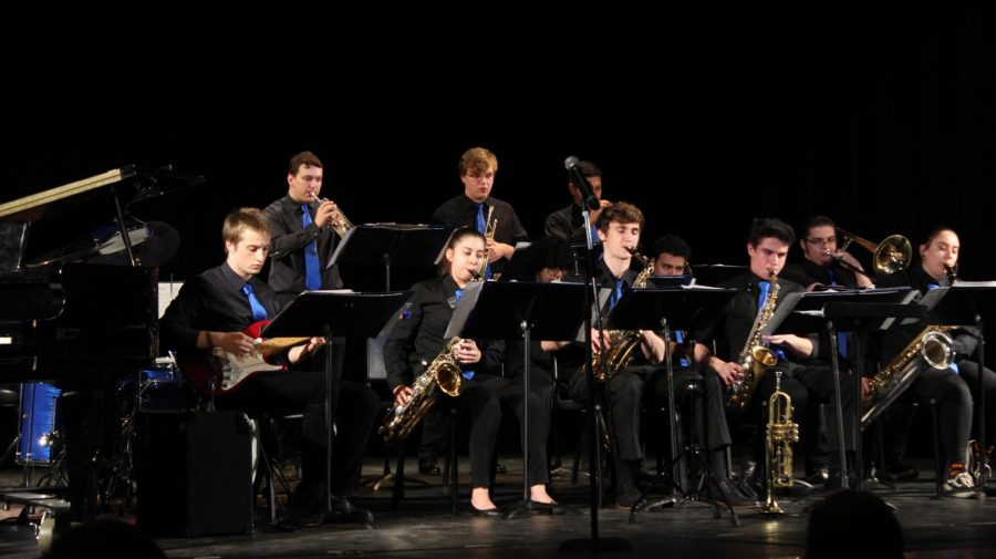 End of The Year Jazz Band Concert