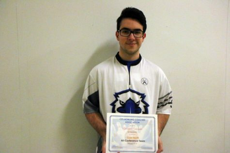 AVID Senior Receives Award Named After Him For Hard Work, Dedication, And Perseverance