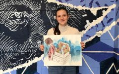 Senior Art travels to Harvard