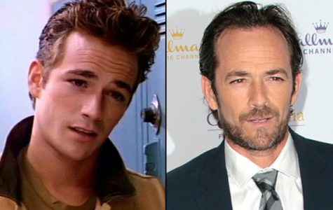 The Loss of Luke Perry