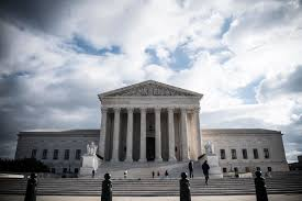 The Supreme Court receives about 7,000 petitions every year, but the justices choose about 90 percent. Photo provided by https://www.politico.com/story/2019/01/08/supreme-court-declines-to-intervene-in-mysterious-mueller