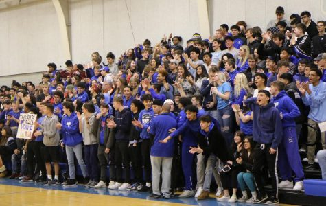 Taft stands out at Blue Out game