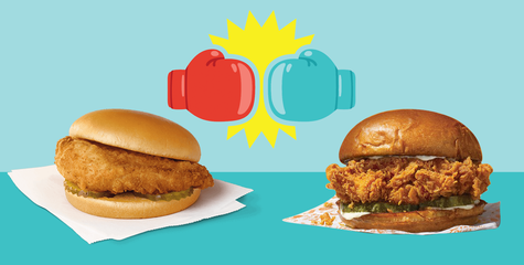 Popeyes vs. Chick-Fil-A